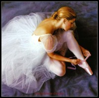 Needlework for embroidery DIY Craft DMC High Quality Counted Cross Stitch Kits 14 ct Oil Painting Ballerina Beauty