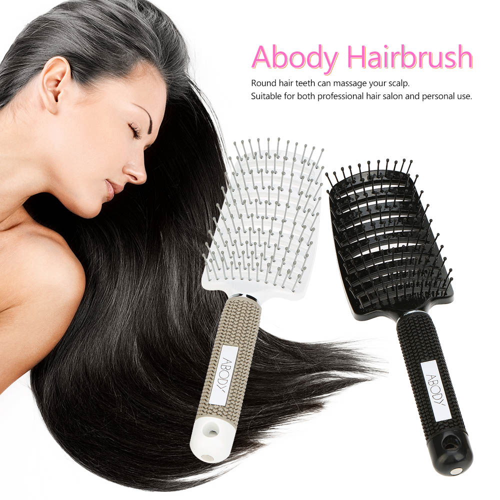 Barber accessories  tools Hair Brush Professional Hairbrush Hairdressing Supplies tangle brush combo for hair combos women men h