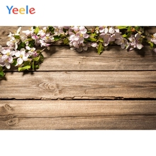 Yeele Flowers Lace Wood Bred Plank Commodity Cloth Show Photography Backgrounds Photographic Backdrops For Photo Studio