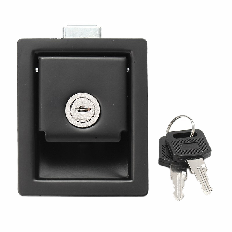 Panel-Typed Rv Entry Door Lock-1