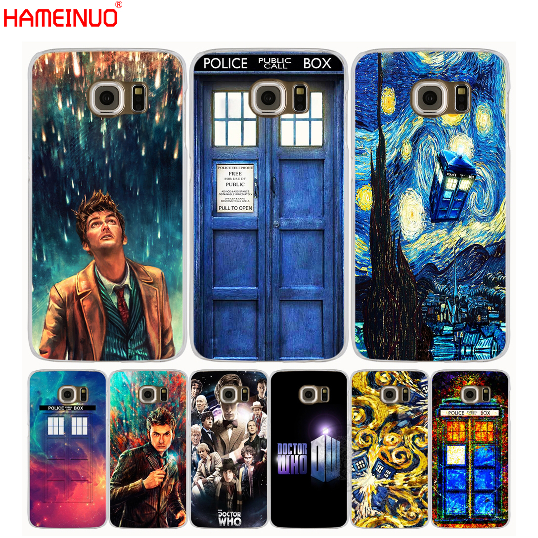 Half-wrapped Case Cellphones & Telecommunications Hameinuo Doctor Who Cell Phone Case Cover For Samsung Galaxy Note 3,4,5 E5,e7 On5 On7 Grand Prime G5108q G530