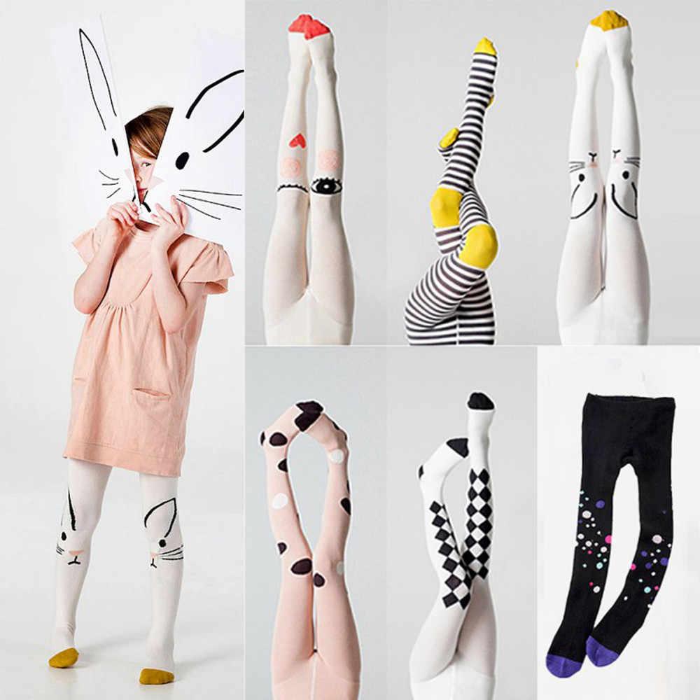 9d871646f 1-7Y Kids Girls Skinny Leggings Autumn Toddler Gray Leg Warmers Winter Warm  Pantyhose Baby