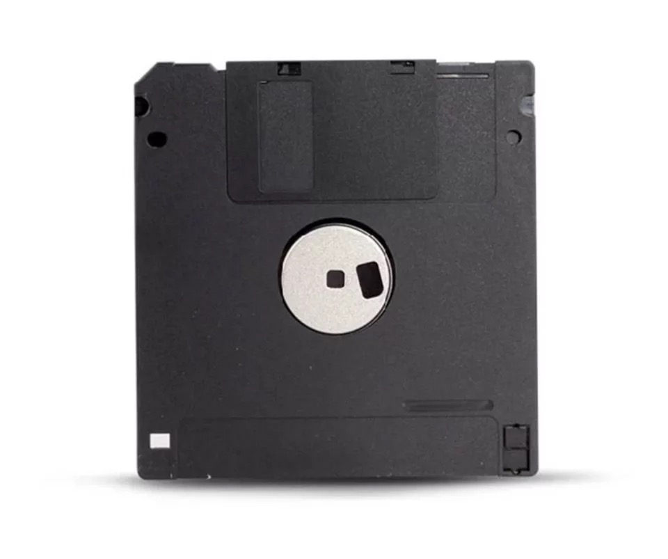 Wholesale 1 Pcs Authentic Diskette 1.44 MB 3.5 Inch MF 2HD Formatted Floppy Discs