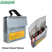 Best Seller High Quality LiPo Li Po Battery Fireproof Safety Guard Safe Bag 215 45 165MM