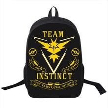 Pokemon Go Team Valor Backpack