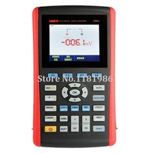 UNI-T UTD1025CL Single Channel 3.5 LCD 64K Color TFT 25MHz 200MS/s Digital Handheld Oscilloscope with USB