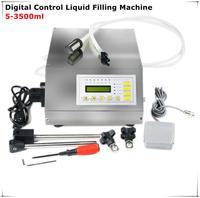 Digital Control Pump Drink Water Liquid Filling Machine GFK 160 5 3000ml