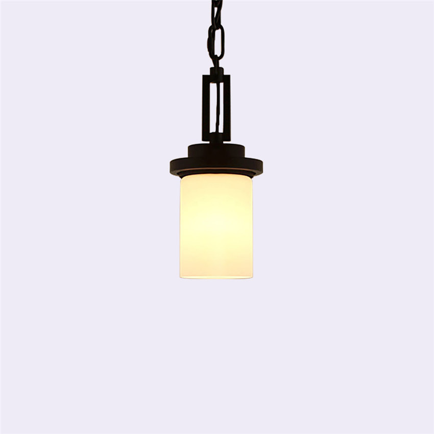 Modern Nordic Loft Pendant Light Village Black Hanging Lamp wrought Iron&Glass Candle Luminaire For Parlor Hotel Room Bar велосипед challenger mission lux fs 26 черно красный 16