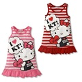 2016 hello Kitty Baby Girls Dresses Children Dress Cute girls Sundresses infant summer dress kids Clothing Girls