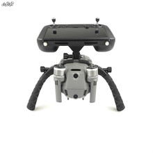 Mavic 2 שלט רחוק עם מסך סוגר drone כף יד מייצב נחיתה צילום בעל לdji Mavic 2 פרו זום Drone