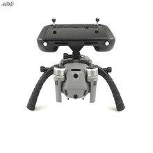 Mavic 2 fernbedienung mit bildschirm halterung drone handheld Stabilisator Landung fotografie halter Für DJI Mavic 2 pro Zoom Drone