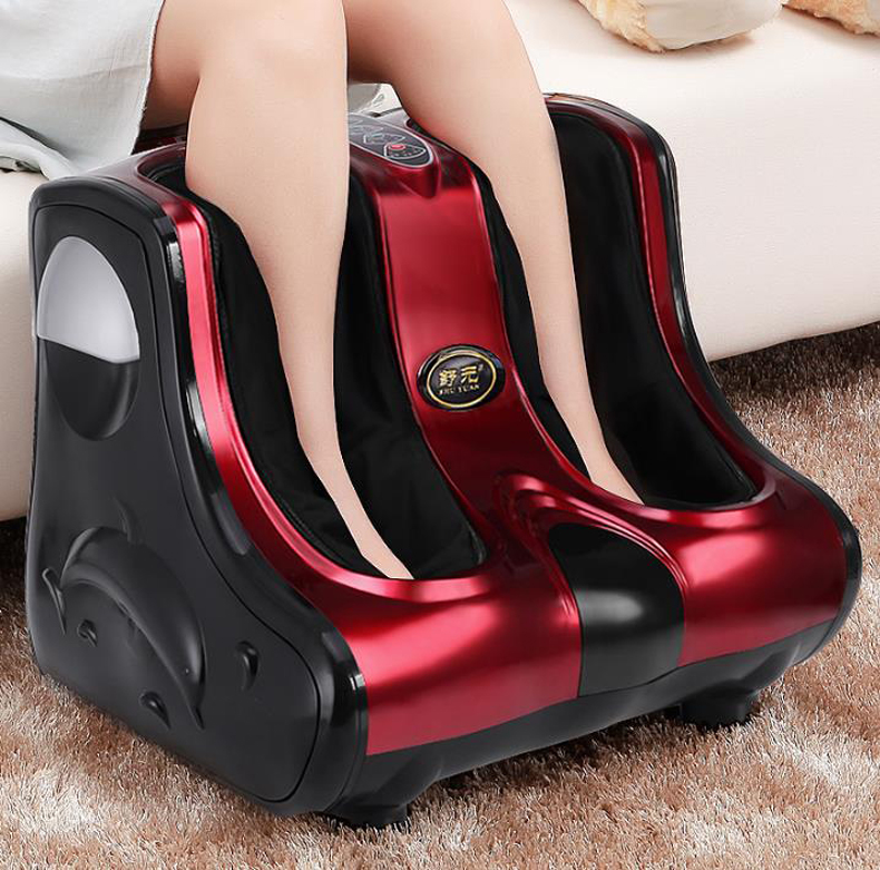 Foot massager Heat the leg machine Circular massage judo airbags Ergonomic design Soft and comfortable experience/130905/2 morais r the hundred foot journey