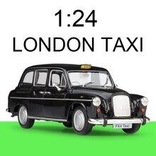modele FX4 LONDON samochodów