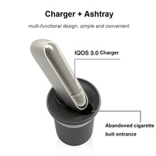 Original Electronic Cigarette Multifunctional Car Charger for IQOS 3.0 charger Intelligent e-cig usb charger iqos accessory 4 2v 1 2a desktop electronic cigarette charger charging dock holder for iqos 2018new