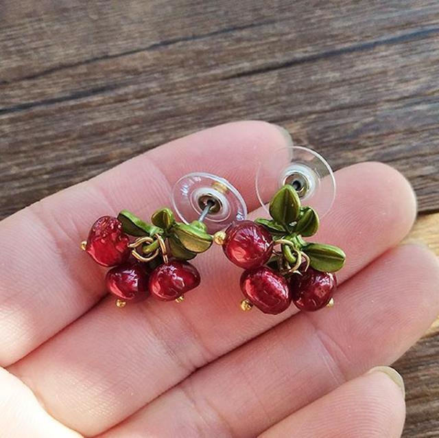 KUQIE Cranberry Natural...