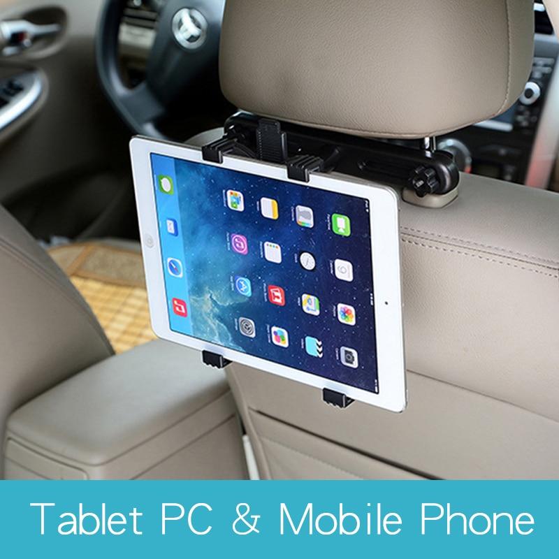 Tablet <font><b>Car</b></font> <font><b>Holder</b></font> Stand Support <font><b>Car</b></font> Rear Seat <font><b>Holder</b></font> 360 Degree Rotatable for <font><b>Universal</b></font> 7-12 inch Tablet Mobile <font><b>Phone</b></font>