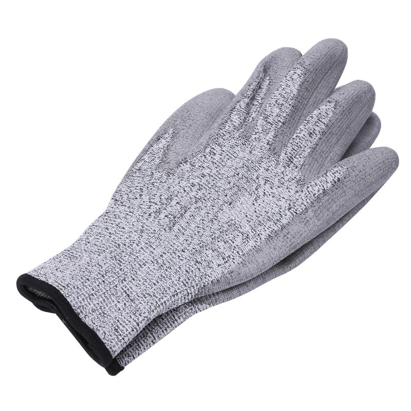 Защитные рабочие перчатки с защитой от повреждений, износостойкость на открытом воздухе