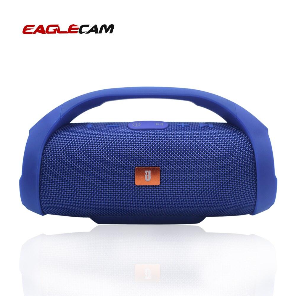 Profissional IPX7 HIFI Portátil À Prova D' Água Ao Ar Livre Coluna Subwoofer Caixa de Som Sem Fio Bluetooth Speaker Suporte FM Radio TF Mp3