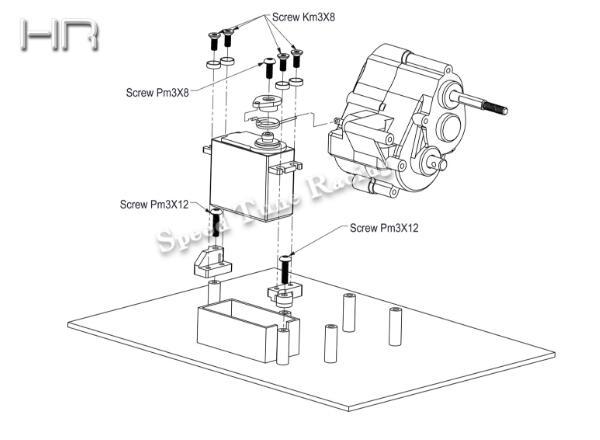 Honda Cbr1000rr Servo Byp Wiring Diagram Kawasaki Ninja 500r Wiring