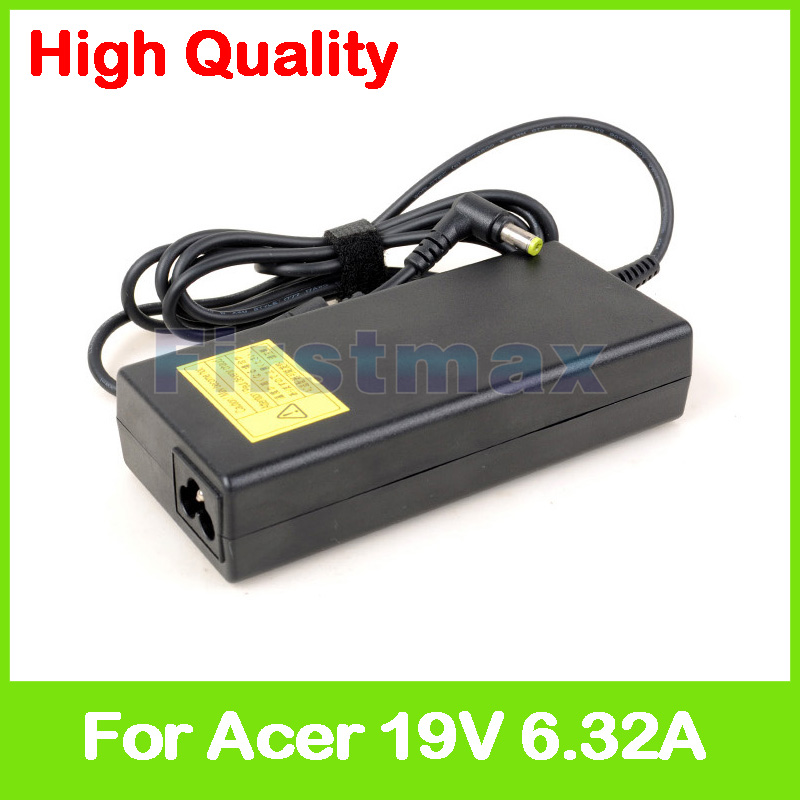 19V 6.32A 120W Laptop ac Adapter power charger for Acer Aspire 5951 5951G 8935G 8940G 8942G 8943G 8951G PA-1121-04 NP.ADT11.009 image