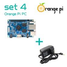 Оранжевый Pi PC SET4: оранжевый Pi PC+ источник питания под управлением Android 4,4, Ubuntu, изображение Debian