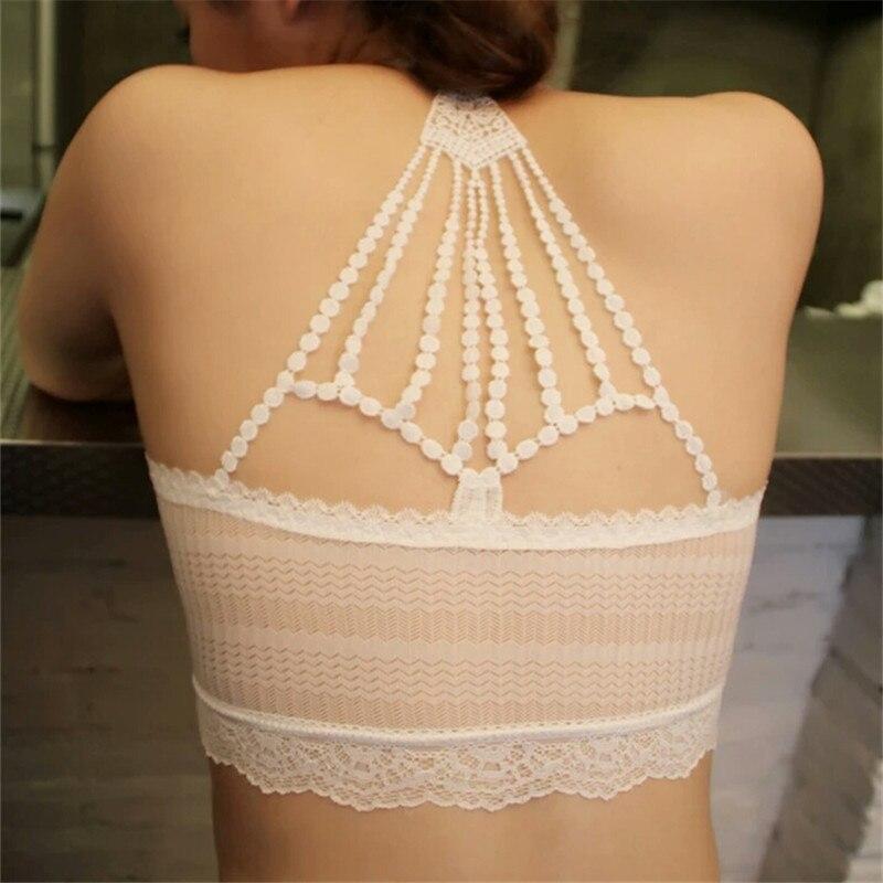 Off white Tank Tops 2018 Women summer sexy Lace crop Tops ladies bralette crop top slim shirt women clothe streetwear