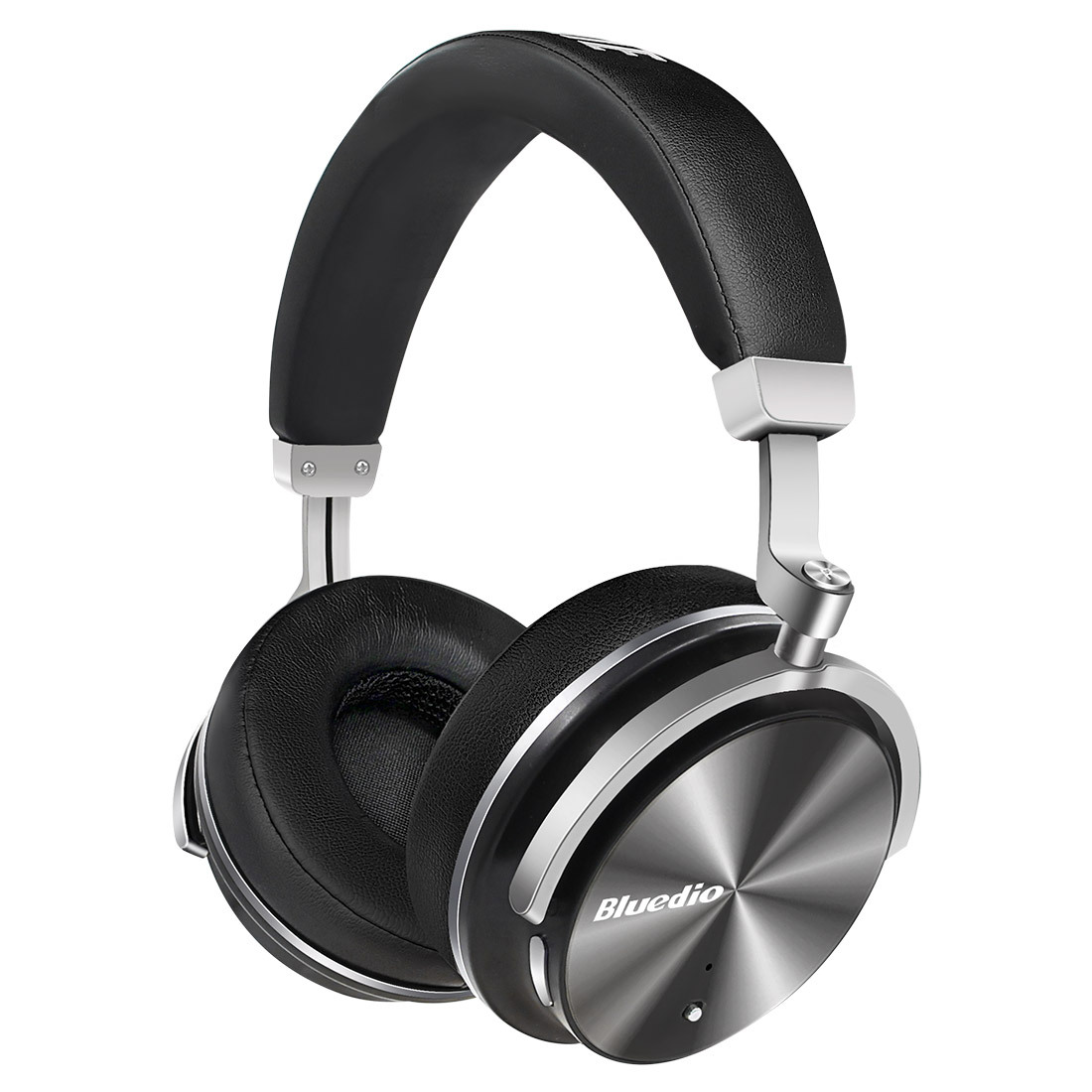Bluedio T4 casque sans fil Bluetooth 4.2 suppression de bruit actif casque sans fil avec micro