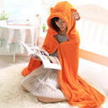 RASMEUP Cosplay Costume Cap Hoodie Himouto! Umaru-chan Cloak Anime Umaru chan Doma Umaru Cosplay Costume Flannels Blanket Soft