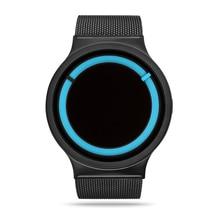 2018 top brand ROSEFLIGHT Men Sport Watches High Quality Strap Quartz Wristwatch Fashion Dress Watches Women Casual Clock