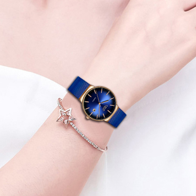 Luxury Ladies Fashion Watch