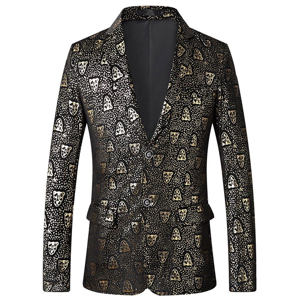 2019 Neue Mode Männer Casual Blazer Einzigen Taste Männer Stilvolle Solide Anzug Blazer Business Hochzeit Party Outwear Jacke Tops Bluse Entlastung Von Hitze Und Sonnenstich