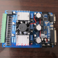 New Upgrade TB6560 3 5A 3 Axis Stepper Motor Driver For CNC Router
