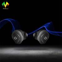 Tonbux TWS Mini Bluetooth 4 1 Earphones Twins True Wireless Earbuds Sports Stereo Headsets Handsfree With