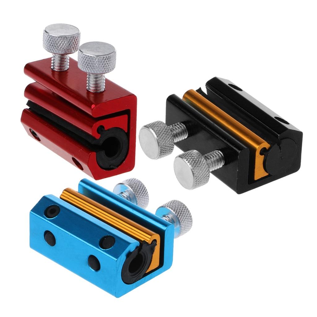 Motor Aluminium Kabel Lube Pelumasan Alat Kawat Oil Rem Baris Pengisian Bahan Bakar Aksesoris Mobil title=