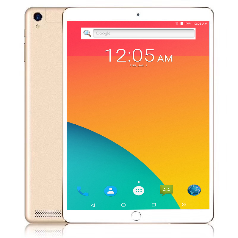 Livraison Gratuite 10.1 4g LTE P80 Appel Téléphonique Google Android 7.11 MTK6797 10 Dix Core IPS WiFi 6 gb + 64 gb 128 gb métal tablet pc 8MP