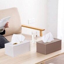 Креативная коробка для салфеток, съемная бумажная коробка для полотенец, пластиковая коробка для салфеток, контейнер для салфеток, держатель для домашнего хранения