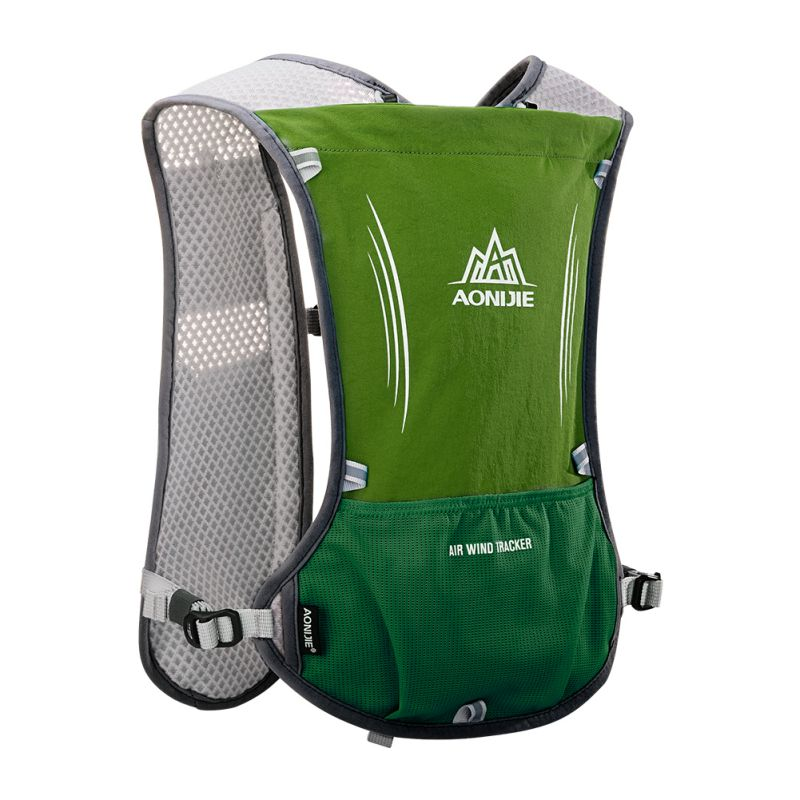 Running Bags Outdoor Sports Backpack Hiking Cycling Lightweight Sport With Bottle Holder ...
