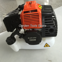 2 stroke 40 5 cg520 engine brush cutter parts free shipping