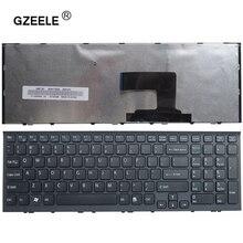 New Laptop Keyboard for Sony VPC-EH VPCEH series black Frame US Version 148970811 AEHK1U00010 V116646E  laptop keyboard replace laptop keyboard with back light for clevo p370sm p170sm black us series 6 80 p17s0 010 3 v132150bk3