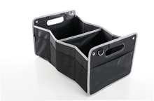 Durable Car Trunk Organizer Stowing Tidying Auto Storage Box Bag Oxford Cloth Interior Accessories