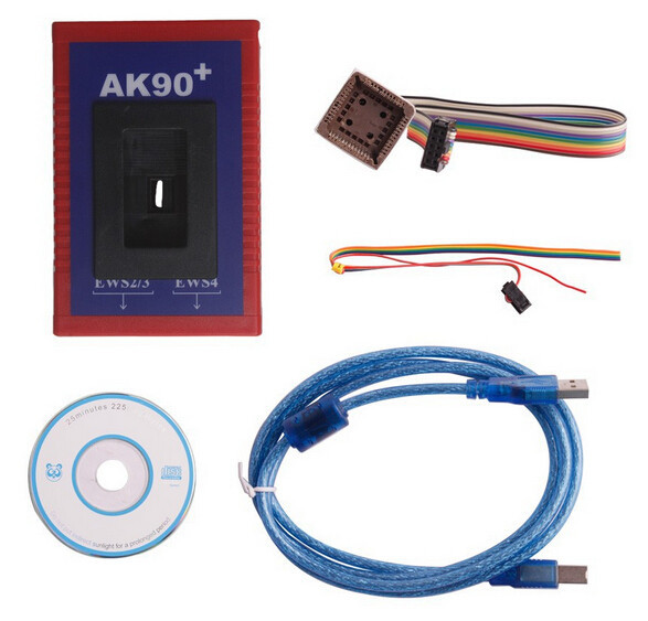 Высокое качество авто AK90 ключевой программист для всех EWS новейшая версия V3.19