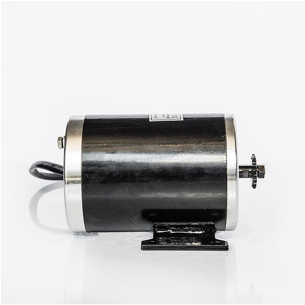 Купить с кэшбэком MY1020 800W 60V/48V/36V (YALU)MOTOR High Speed Brush DC Motor,Electric Bicycle E-Scooter Ebike Brushed Gear Motor