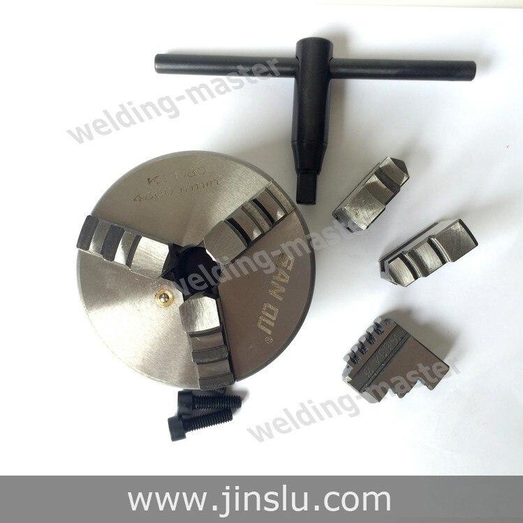 K11-80 3 челюсти токарный патрон для сварки позиционер, сверлильного патрона для токарного станка  методическая погрешность измерения вольтметра