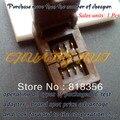 IC ИСПЫТАНИЯ 0402 тест гнездо Флип тест сидений 0402 ic socket