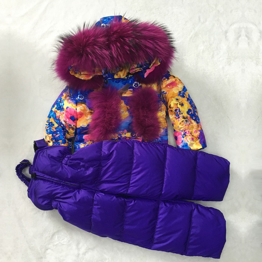 Winter Children Down Jacket Girl Down Coat with Fashion Front Pocket Boy Down Jacket with Down