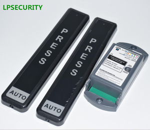 Image 4 - LPSECURITY Automatic gate door wireless home electronic touch switch door open switch