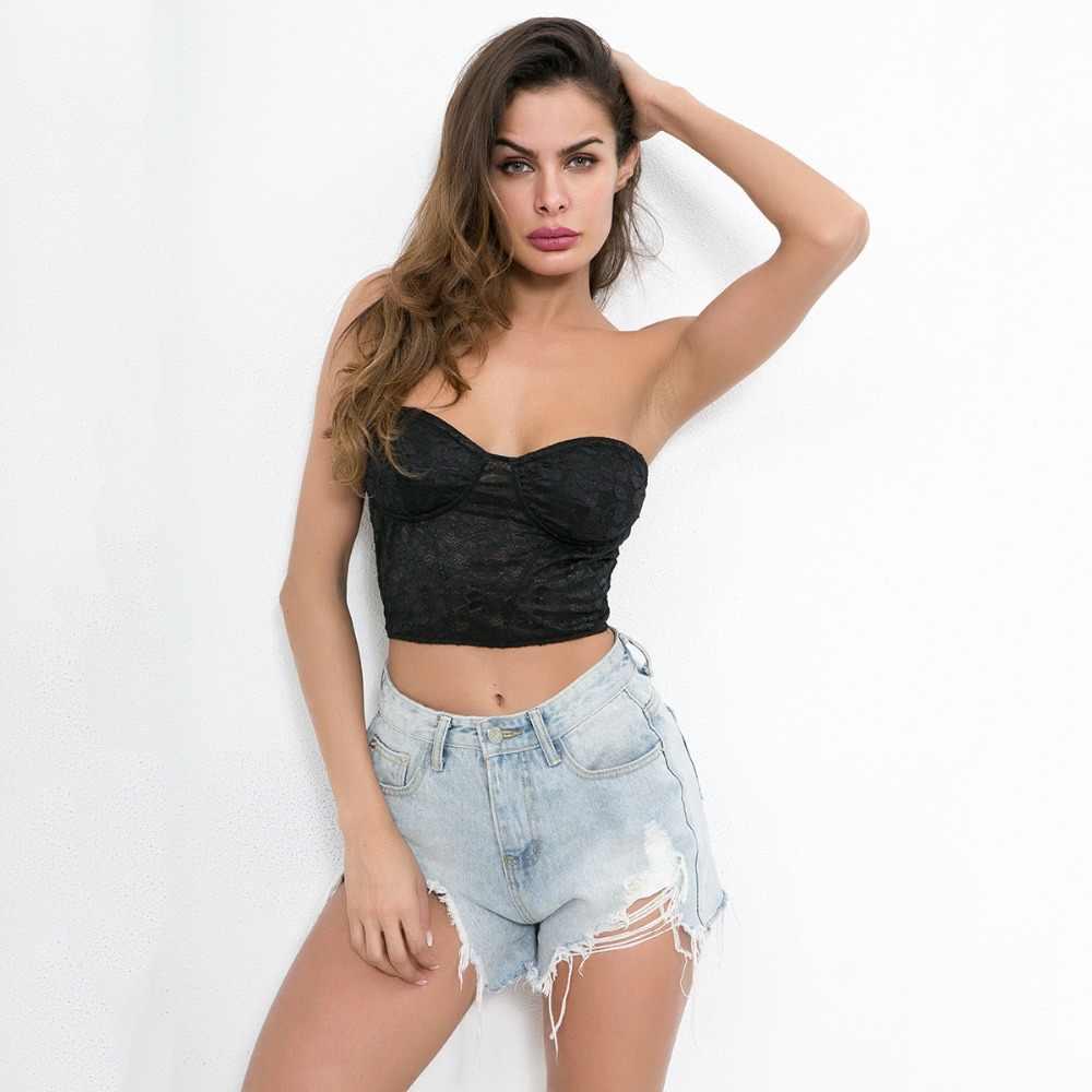 Пикантные мусс Для женщин сексуальные кружева сексуальное нижнее белье, топы один Черный и белый цвета сплошной цвет корсет, моделирующий фигуру для милых девочек бюстгальтер