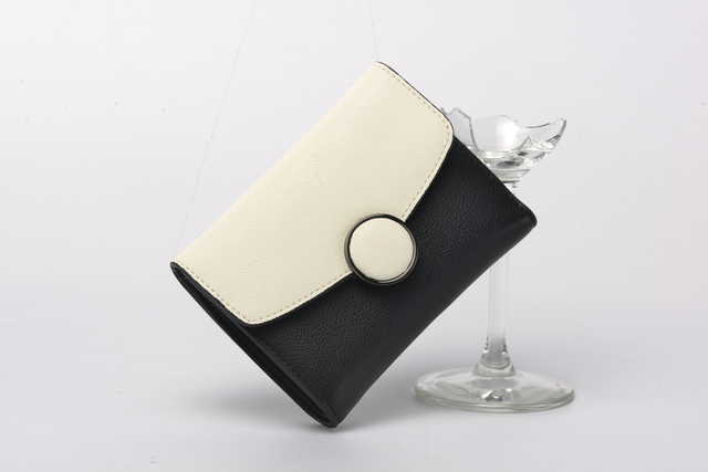 7  fashionable small fresh leather  simple short wallet Ladies Large Wallet multi-card  BM60633  190501 yx7  fashionable small fresh leather  simple short wallet Ladies Large Wallet multi-card  BM60633  190501 yx