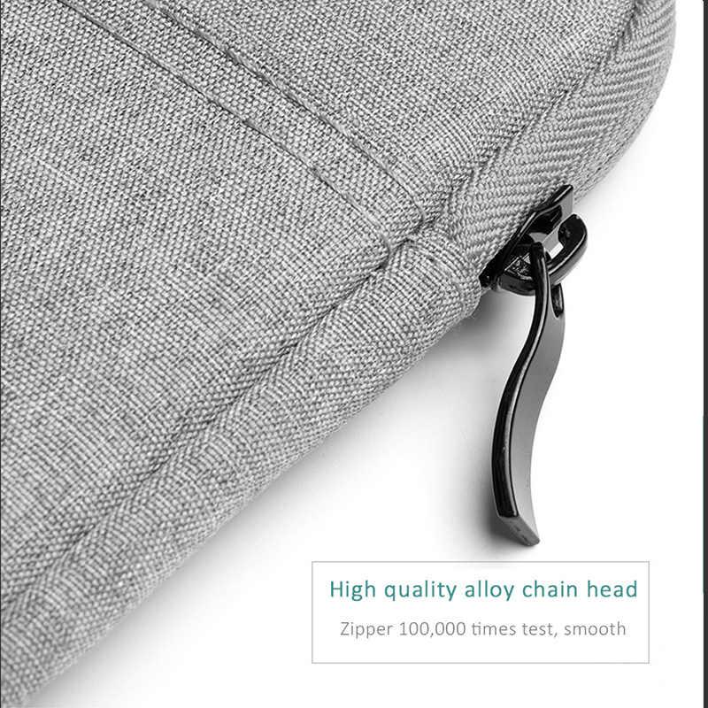! Conforme zz sac à manches pour tablette, sac à manches pour tablette en coton de 10 pouces, housse de Funda pour nouveau ipad, 9.7 Air 1, pochette de protection à fermeture éclair épaisse, pro9,7