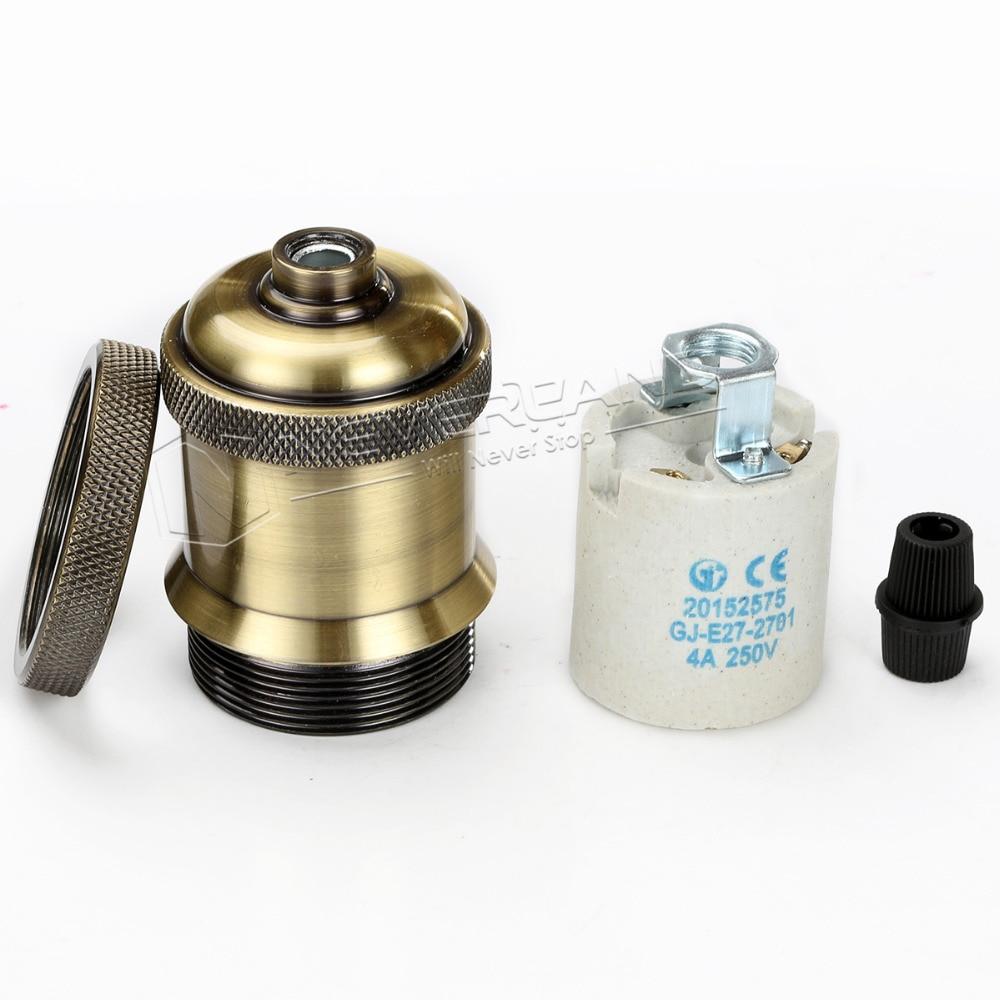 Aliexpress.com : Vintage Edison Pendelleuchte Halter E27 Schraube ... | {Armaturen industrie 59}